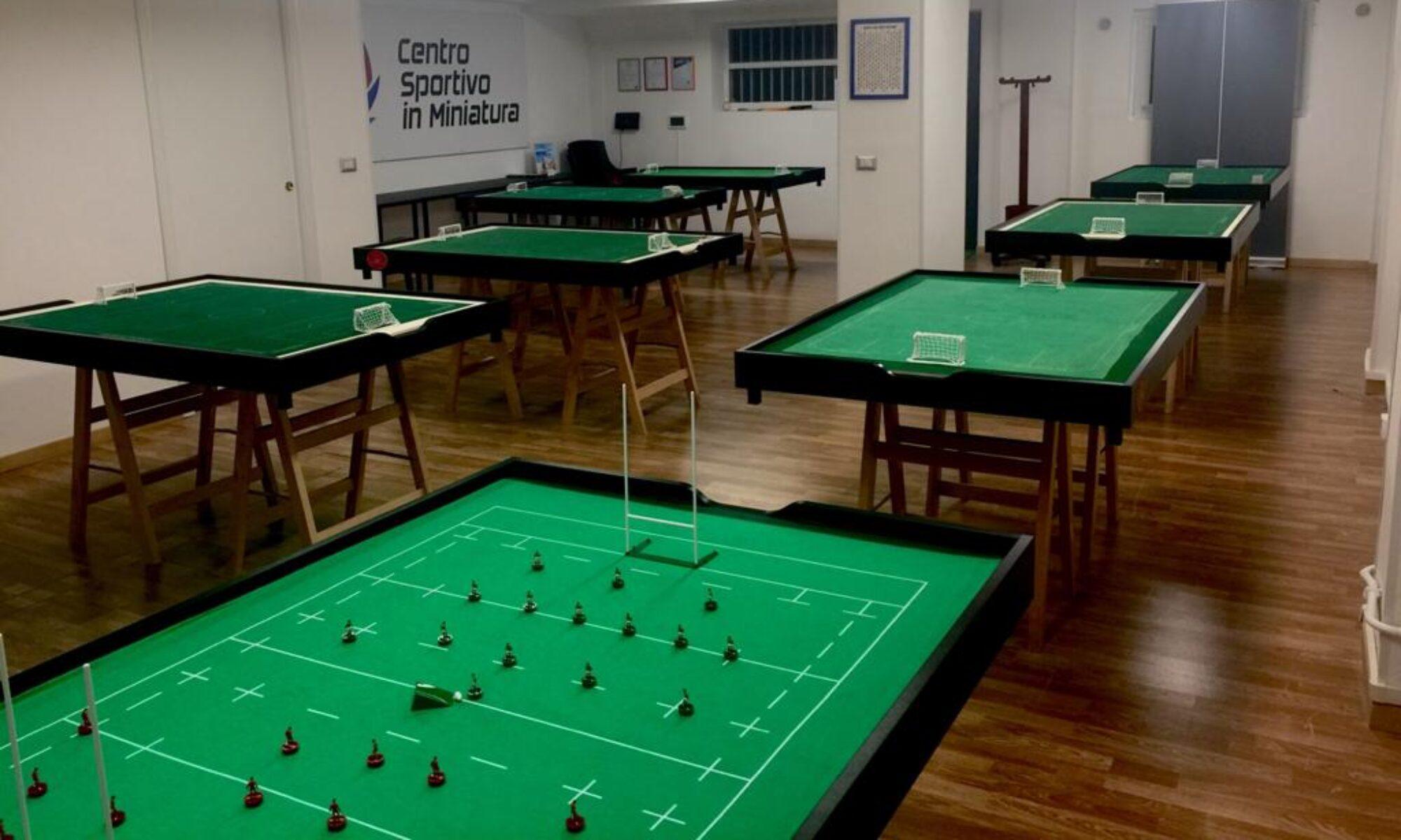 Centro Sportivo in Miniatura